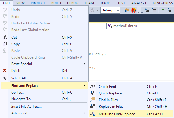 Multiline Search and Replace - Visual Studio Marketplace